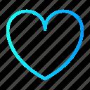 heart, love, romance, user interface