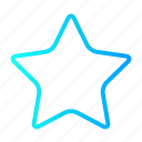 award, favorite, star, user interface icon