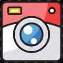 camera, digital camera, instant photo, photo camera, photography, polaroid icon