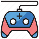 game controller, gamepad, joystick, video controller, video game icon