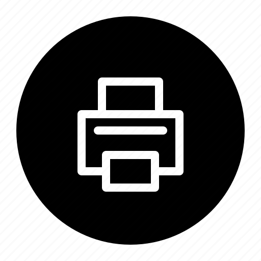 Interface, print, printer, ui icon - Download on Iconfinder