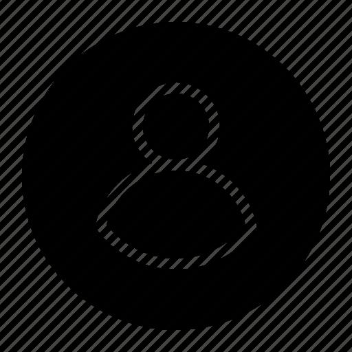 Interface, login, ui, user icon - Download on Iconfinder