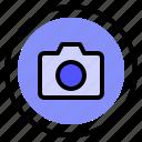 camera, interface, photo, ui icon