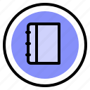 contact, interface, list, ui icon