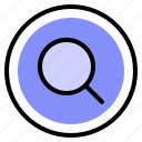 find, interface, search, ui icon