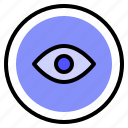 interface, password, show, ui icon