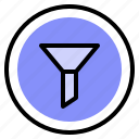 filter, interface, sort, ui
