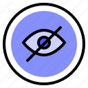 interface, password, stop, ui icon