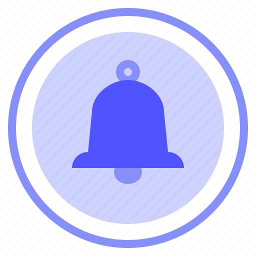 bell, interface, notification, ui icon