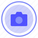 camera, interface, photo, ui