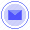 email, interface, message, ui
