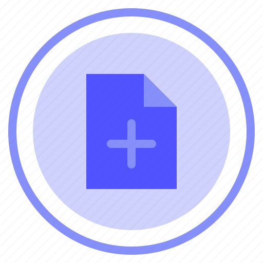 Add, file, interface, ui icon - Download on Iconfinder