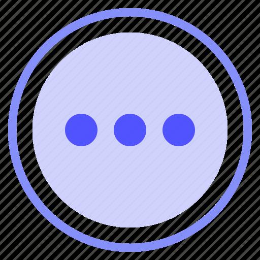 Interface, menu, more, ui icon - Download on Iconfinder