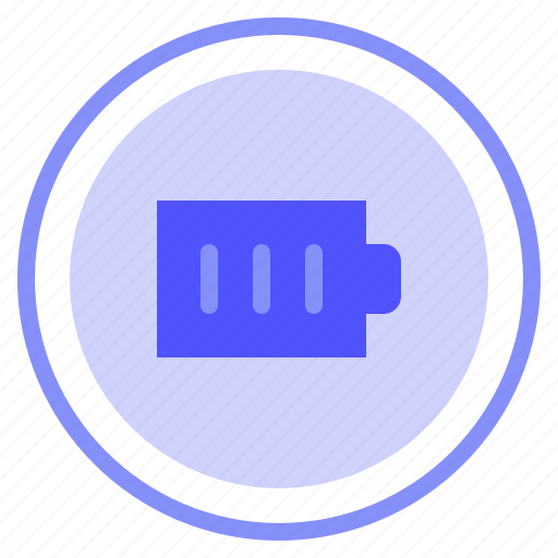 Battery, interface, power, ui icon - Download on Iconfinder