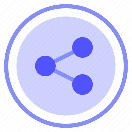 Connections, interface, share, ui icon - Download on Iconfinder