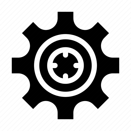 Cogwheel, configuration, construction and tools, gear, options, settings, setup icon - Download on Iconfinder