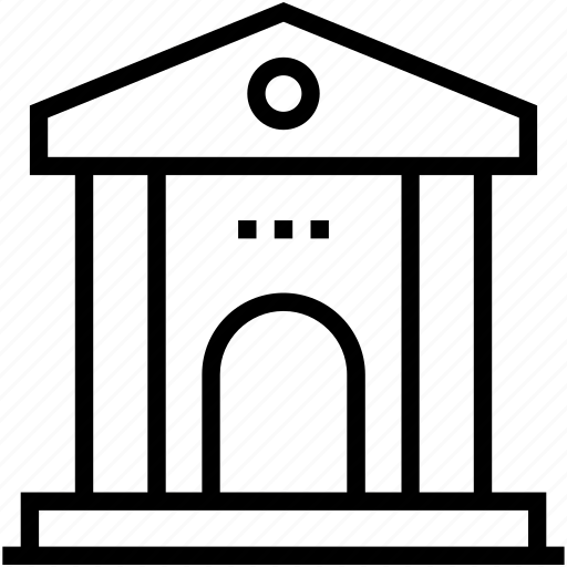 building, home, hut, shack, villa icon