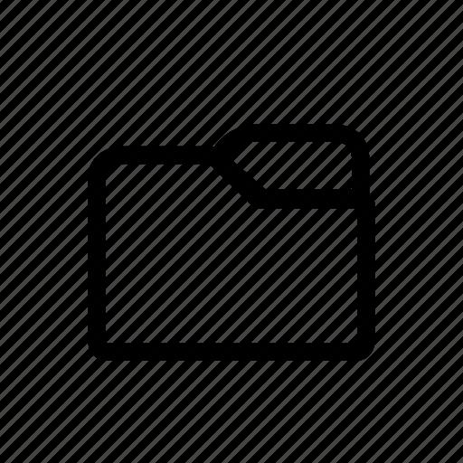 app, files, folder, interface, portfolio icon