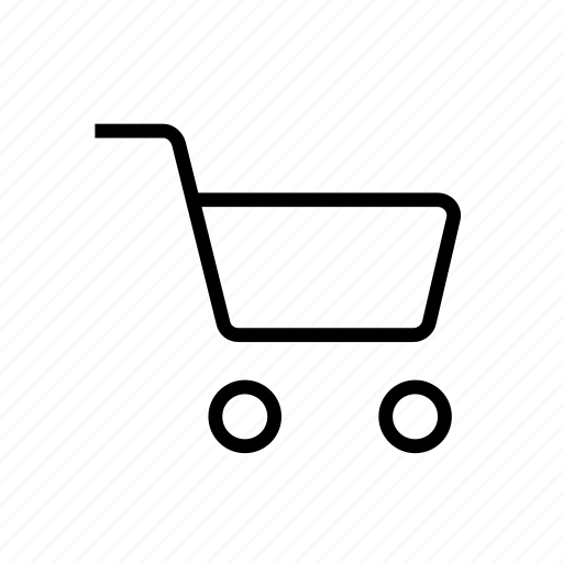cart, delivery, new, shopping, trolley icon