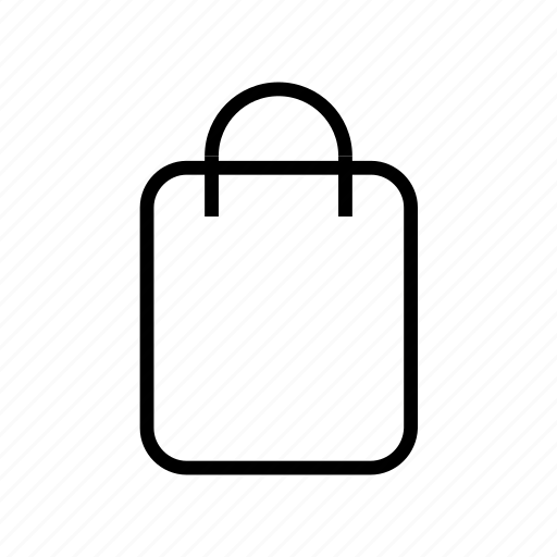 bag, buy, grocery, new, shopping icon