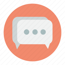 chat, chatting, conversation, message, messages, sms, texting icon