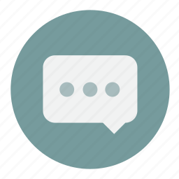 chat, composing, message, messages, texting, typing icon