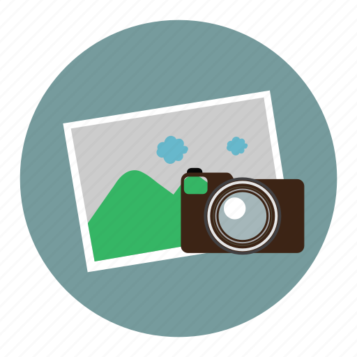 camera, image, photo, photograph, photography, picture icon