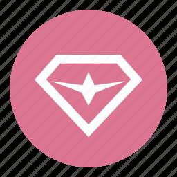 diamond, gem, investment, jewel, jewelry, stone icon
