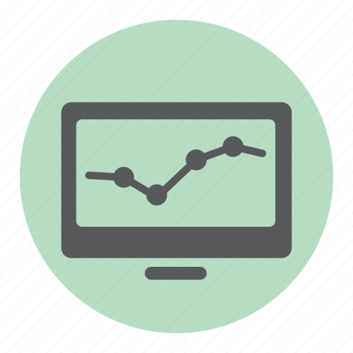 analytics, chart, graph, performance, presentation, seo, statisticks icon