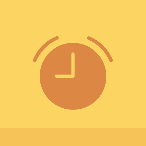 alarm, alarm clock, clock, time icon icon