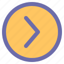 arrow, cursor, direction, left, right