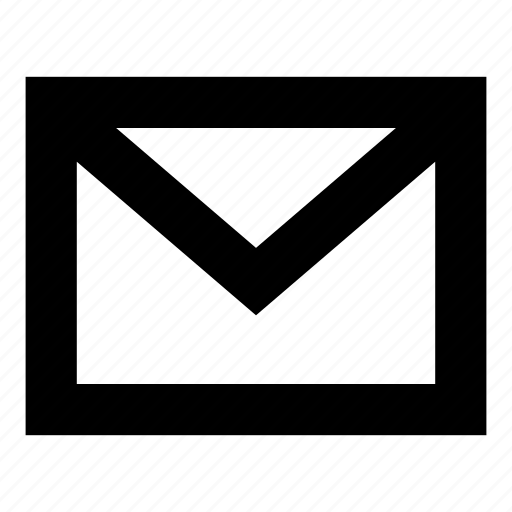email, envelope, mail, message, post, send, ui icon