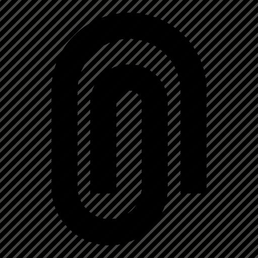 attach, attachment, clinch, clip, files, paper clip, work icon