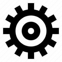 cog, config, configuration, gear, service, setting, settings icon