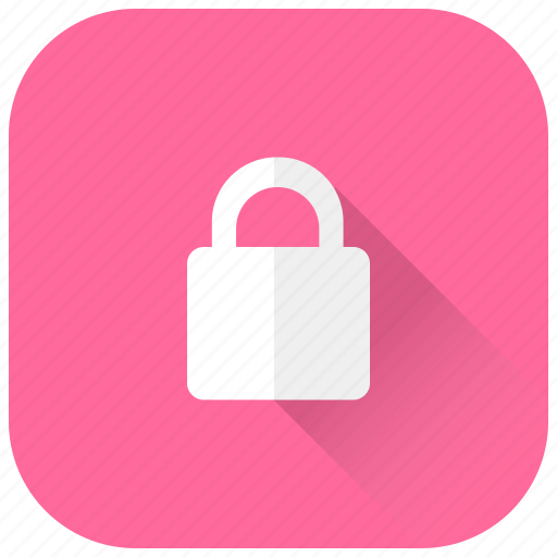 lock, secure, security, ui icon