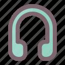 earphone, headphone, headset, music, audio