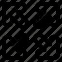 expand, full screen, full, resize, screen, arrows