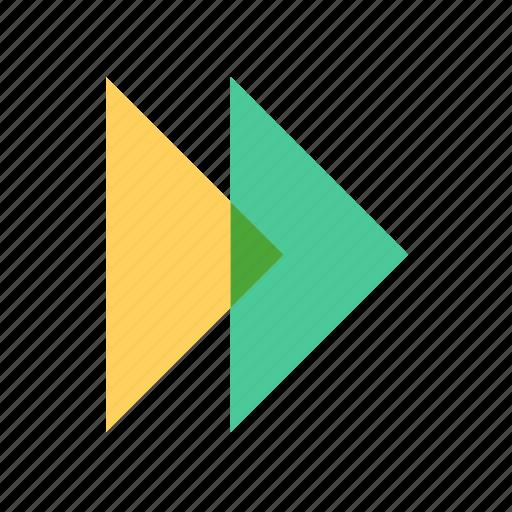 forward, interface, usability, user icon