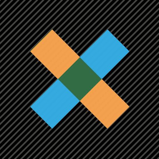 cross, error, interface, usability, user icon