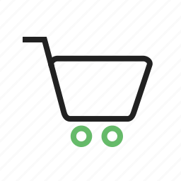 basket, buy, cart, gift, internet, purchase icon
