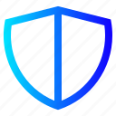 protection, shield, website, tools, apps, interface, ui icon