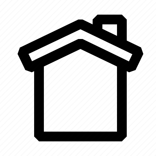 apartment, building, city, estate, home, house, office icon