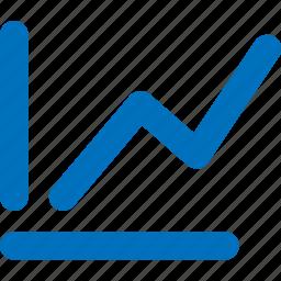 chart, diagram, profit, statistic icon