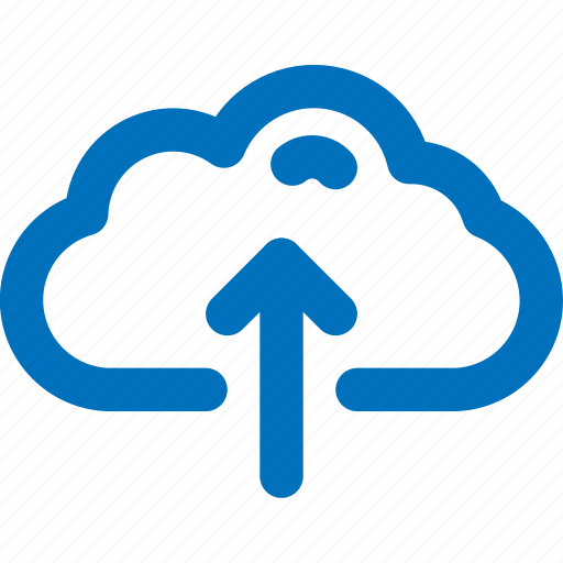 cloud, upload icon