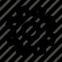 configuration, gear, preferences, settings icon