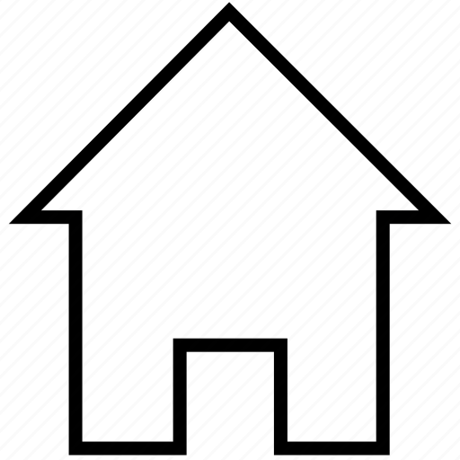 architecture, building, construction, home, house, property, web icon