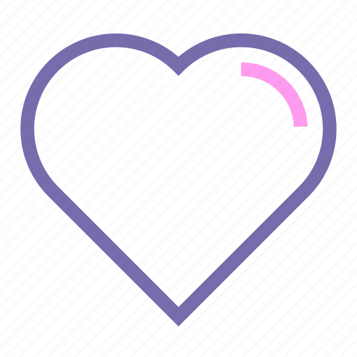 expanded, favorite, heart, line, love, ui icon