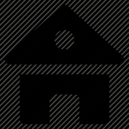 chalet, farmhouse, home, house, hut icon