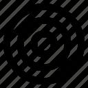 aim, archery, dartboard, goal, target icon