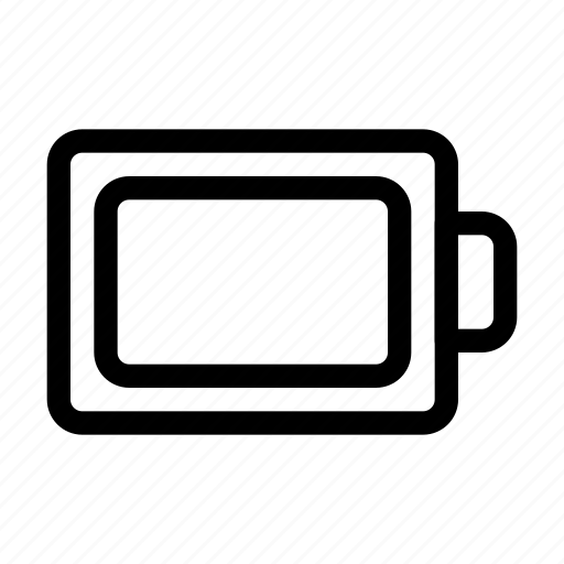battery, full, interface, notification, status, user icon